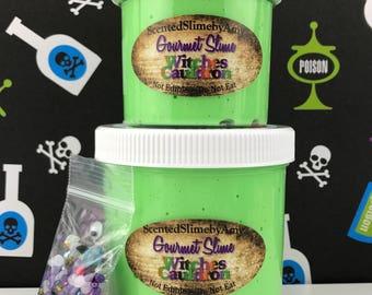 Witches Cauldron Slime