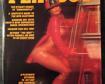 Playboy Magazine - March 1976