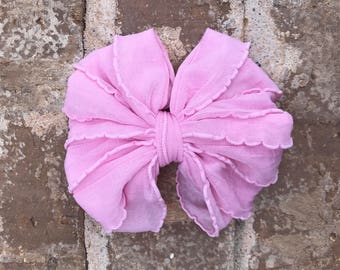 Light pink Ruffle Mini