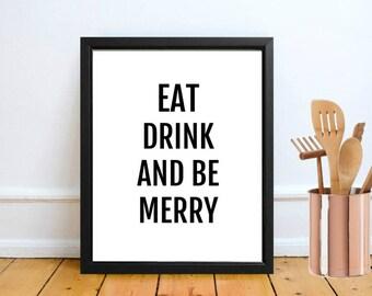 kitchen quotes etsy