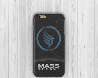 ON SALE Mass Effect Paragon Phone Case - iPhone 7, iPhone 6s, 6, Plus, 5, Samsung Galaxy S7, S6, S5 cover