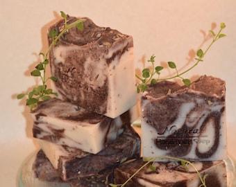 Raw Milk & Black Walnut Hulls