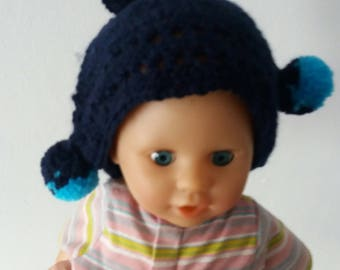 Hats - Beanies for baby - Pompom hats