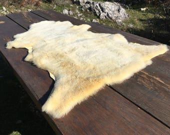 Medical Non-Allergenic Sheepskin Rug from Bosnia / 71