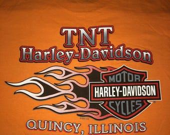Harley-Davidson Motorcycles T-Shirt