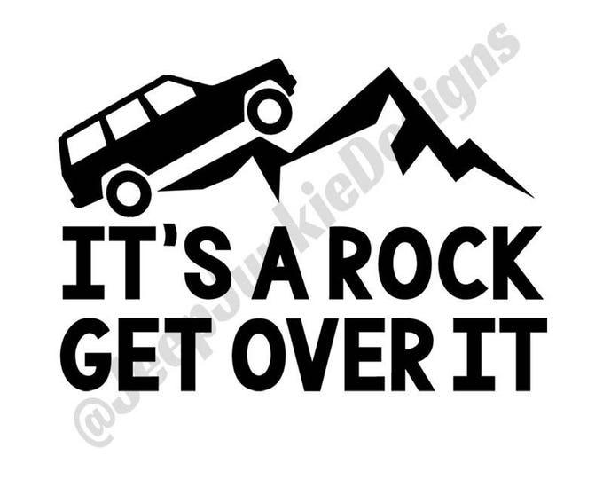 It's a Rock, Get Over It - Cherokee