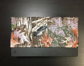Realtree Camouflage Nintendo Switch Dock Cover