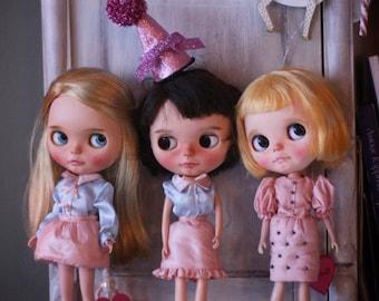 Blythe/Licca cutest clothes set