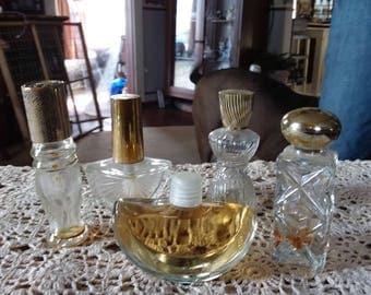 Avon Vintage  Decanters