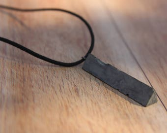 Therefore, concrete pendant
