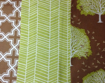 Set 3 MODERN MEADOW JOEL DEWBERRY PATCHWORK fabrics