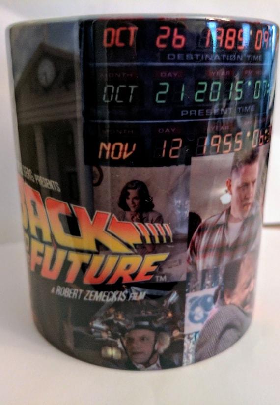 Back To The Future Mug