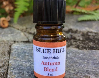 Autumn Blend 100% Pure Essential Oil Blend