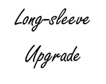 Long-Sleeve Upgrade