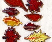 Autumn Leaves Handmade Ce...