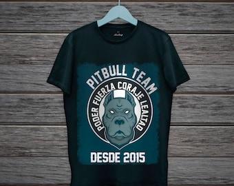 t-shirt Pitbull, ilustrator, corel Draw, eps, svg, pdf, silhouette cameo, cricut, edit vector