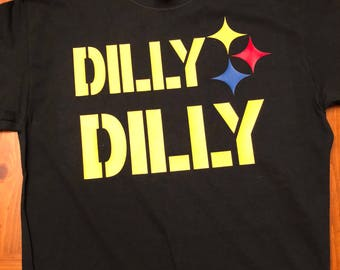 DILLY DILLY t-shirt - available in any team
