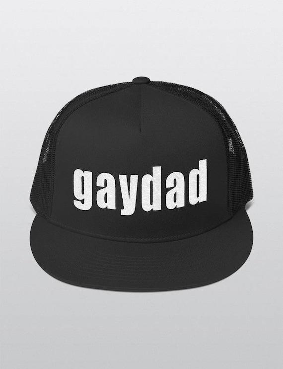 GAY DAD | Five Panel Trucker Cap