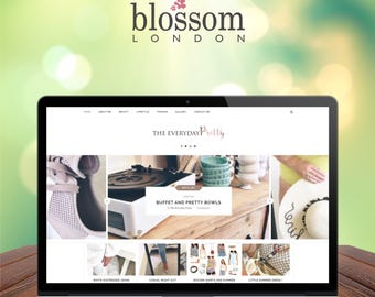 Fashion and Style Blog, Website Design, Custom Website, Blogging Website, Fully working Website,Wordpress Website with SEO Plugin