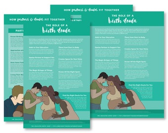 The Role of a Birth Doula - EXTRA USE LICENSE