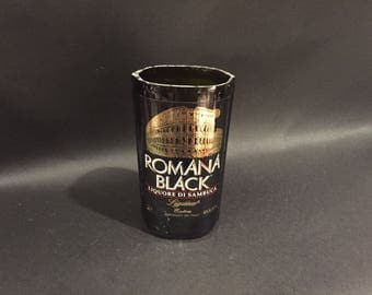 750ML Romana Black Sambuca Candle BOTTLE Soy Candle Made To Order !!