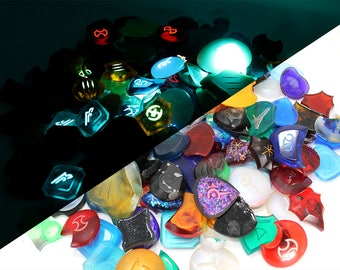 FFXIV Soul Crystal/Job Stone Prototype and Off-Color Grab Bag Final Fantasy 14 FF14