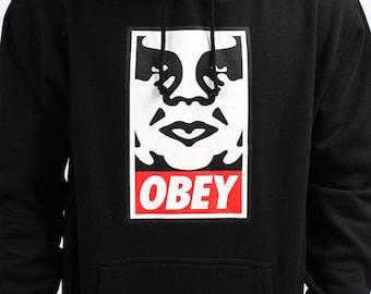 obey hoodies