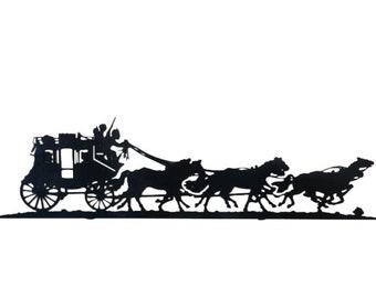 Stagecoach Wall Art