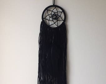 Mini Dreamcatcher - Black