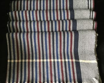 Khadi cotton Plaid