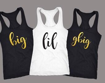 big little sorority shirts Big Little Tank Top, Sorority Shirt, Sorority Tank Top, Big Little Gift,  Sorority shirts, big little reveal, 146