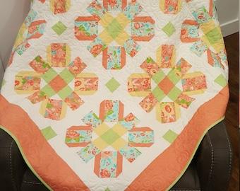 Abby Girl quilt pattern