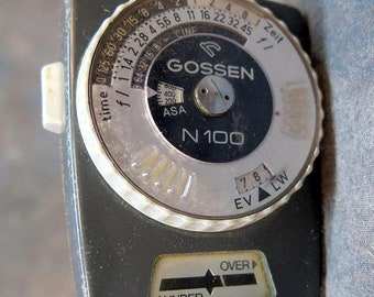 GOSSEN N100 Light Meter