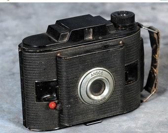 Ansco Flash Clipper 616 Film Camera