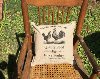Chicken Pillow Quality Feed