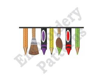 Artist Tools - Machine Embroidery Design