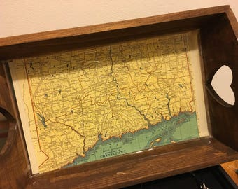 State Map Tray