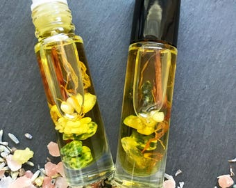 Grounding Aromatherapy Perfume Oil Roll-on