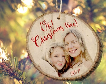 Family Ornament, Custom Ornament, Personalized Gift, Christmas Ornament, Our First Christmas, Housewarming Gift, Christmas Gift for Her