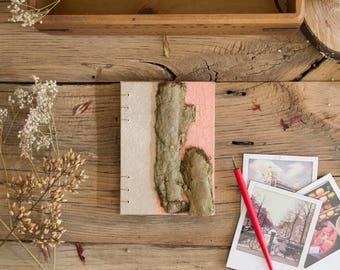 Handmade Art Journal | Sketchbook | Notebook | Hardcover Journal | Artist Journal | Photo Album | A6 | Natura