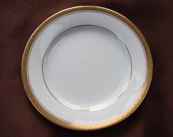 Noritake Richmond design side plate cake plate entree plate Design 6124 Japan