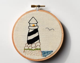 Lighthouse hoop