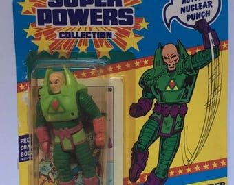 1984 Lex Luthor Super Powers Action Figure
