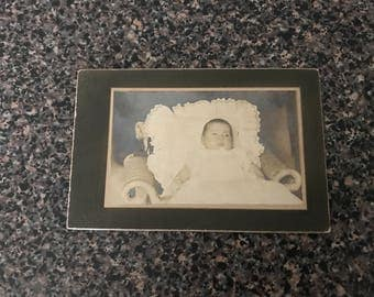 Vintage Baby Photograph