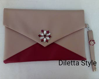 "Pochette Diletta Style. Collection ""GEMMA""."