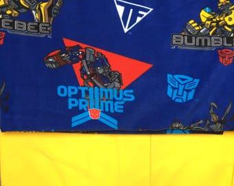 Transformers Fleece Blanket/ Megatron / Optimus Prime / Bumblebee /transformers blanket / decepticons / autobots