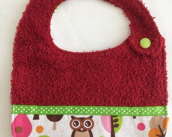 BIB RED OWLS N1
