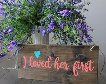 Wedding/Engagement Signs