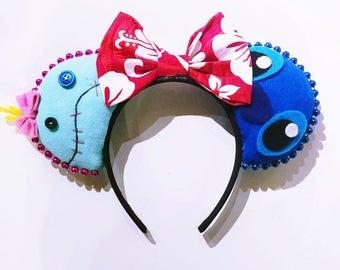 Lilo and Stitch Ears