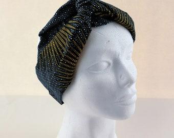 Headband made of wax